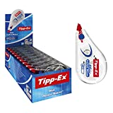 Tipp-Ex Mini Pocket Mouse Korrekturroller – Korrekturband 6 m x 5 mm – 10er Pack in praktischer...