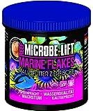 MICROBE-LIFT Marine Flakes - Flockenfutter, Alleinfutter für alle Fische in jedem...