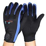VGEBY 1 Paar Tauchen Handschuhe High Stretch Neoprenhandschuhe Neopren Tauchhandschuhe Schnorcheln...