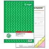SIGEL SD063 Bautagebuch A4, 40 Blatt, 1 Stück