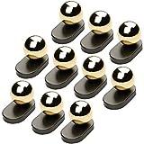 10 Stk. Kleiderschrank Knöpfe Möbelgriffe Möbelknauf Möbelknopf Zinklegierung Schrankgriffe für...