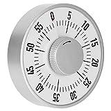 60-minütiger magnetischer Küchentimer, visueller Timer für Kinder und Erwachsene, Kochen, Lehren,...