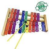 HSJLH 20 Farb Klavier Resonanzboden, Glockenspiel Kinderbildungsniveau Perkussion, Erwachsene und...