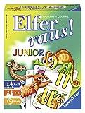 Ravensburger Kartenspiele 20760 - Elfer raus! Junior