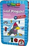 Schmidt Spiele 51291 - Ene Mene Muh, Lauf, Pinguin!