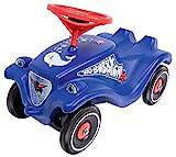 BIG-Bobby-Car Classic Ocean - Kinderfahrzeug mit Aufklebern in Ozean Design, für Jungen und...