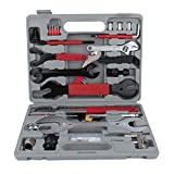 Ejoyous Fahrrad Werkzeugkoffer Werkzeug Set 44 Stück Bike Repair Tools Set Kit...