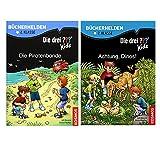 Franckh-Kosmos Verlag Die DREI ??? Kids, Bücherhelden 2. Klasse, Die Piratenbande + Achtung, Dinos!...