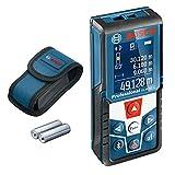 Bosch Professional Laser Entfernungsmesser GLM 50 C (Bluetooth-Datentransfer,...