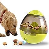 Futterball für Hunde Hundefutter Ball Futterball Snackball Hundespielzeug Ball Hunde Snackbälle...