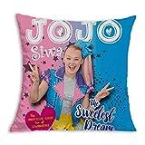 BXXAKS Jo-Jo SI-wa Home Dekorative Verbesserungs-Kissenbezüge, für Kissenbezüge, 45,7 x 45,7 cm