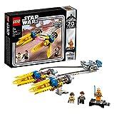 LEGOStarWars 75258 Die dunkle Bedrohung Anakin's Podracer– 20Jahre LEGOStarWars,...