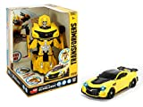 Dickie Toys 203113025 Transformers Robot Fighter Bumblebee 203113025-Transformers Actionfigur,...