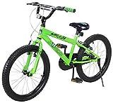 Actionbikes Kinderfahrrad Zombie - 20 Zoll - V-Break Bremse vorne - Seitenständer - Luftbereifung -...