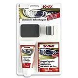 SONAX 40820304 04059410 Scheinwerfer Aufbereitungs-Set, 75 ml