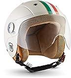 """Soxon® SK-55 """"Imola"""" · Kinder Jet-Helm · Motorrad-Helm Kinder-Helm Roller-Helm Kids..."""