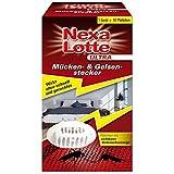 Nexa Lotte Ultra Mücken- & Gelsen-Stecker, elektro Mückenstecker mit Plättchen, Stechmücken und...