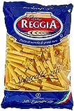 Pasta Reggia Sigarette Ziti N°30 Hartweizengrieß Pasta 100% Italienische Pasta Packung mit 500g