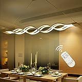 Modernen Kronleuchter,60W LED Pendelleuchte LED Deckenleuchte für Wohnzimmer Schlafzimmer Esszimmer...
