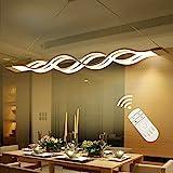 Modernen Kronleuchter,60W LED Pendelleuchte LED Deckenleuchte fr Wohnzimmer Schlafzimmer Esszimmer...