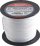 Connex Maurerschnur weiß - 100 m Länge - Ø 2,0 mm - Polypropylen geflochten - Knotenfest -...