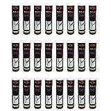 Bauacryl 24 x 300 ml | Acryl weiss | Fugendichtmasse zum Abdichten von Rissen | Dichtstoff -...