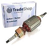 Anker/Rotor/Motor Ersatzteil/Läufer/Kollektor/Polpaket ersetzt Makita 516328-1, 516313-4 für Bohr-...