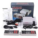 CZSMART Retro TV Spielekonsole,Classic Minispielkonsole Spielkonsolen für Kinder Integriertes...