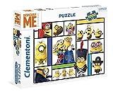 Clementoni 39407 Despicable Me 3 Puzzle 1000 Teile-Minions, Mehrfarbig, Pezzi