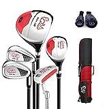 NXL Kinder Golf Ultralight Set Club Ständer Golf Set Kinder Golfschläger-Set Mit Tasche Für...