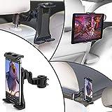 MidGard Universal Autositz-Kopfstützenhalterung für Tablet PC/Smartphone