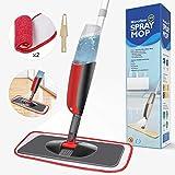 Aiglam Sprühwischer, Bodenwischer mit Sprühfunktion für schnelle Reinigung, Spray Mop mit...