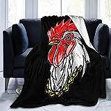 YYTY Cobija Albert Camus & Jean-Paul Sartre Flannel Fleece Quilt Throw Blanket for Bed Sofa Couch...