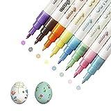 Kinder Zeichnen Aquarell Stift Wachsmalstifte Set 8 Farben Marker Waschbar Malstift 5ml