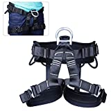 XTDGN Half Body Klettergurt, Verstellbarer Krper sicher Sitz Belts- von Polyester hochfesten Fiber-...
