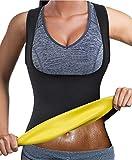 Bingrong Frauen Fitness figurformend Unterbrust Taillenmieder Bauchweg,Schwarz,M