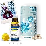 HOMEDA GOMEDA Winter Set  hCG-Dit-Globuli und Kapseln  Globuli und Nahrungsergnzungsmittel inkl....