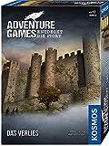 KOSMOS 695088 - Adventure Games - Das Verlies. Entdeckt die Story Kooperatives Gesellschaftsspiel