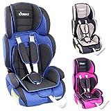 KIDIMAX® Autokindersitz Kindersitz Kinderautositz, Sitzschale, universal, zugelassen nach ECE...