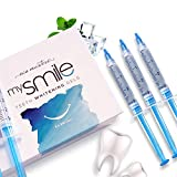 mysmile Zahnaufhellung Nachfüllgele - Zahnbleaching Gel für weiße Zähne - Refill Bleaching Gel...