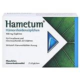 Hametum Hämorrhoidenzäpfchen – Lindert die Beschwerden bei beginnenden Hämorrhoiden – 25...