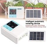 CampHiking Automatisches Bewässerungssystem Intelligente Wasseruhr - Fauler Digitaler...