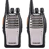 Walkie Talkies Rechargeable, Long Range Two-Way Radios Up to 3-10 km in Open Fields 16 Channels VOX...