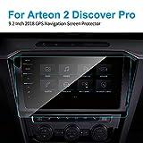 RZL 9,2 Zoll TPU Auto-Schirm-Schutz GPS-Navigations-Display-Schutzfolie for V-W Arteon 2 Entdecken...