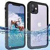 ShellBox Unterwassergehäuse für iPhone 11 (6.1inch) Unterwasser, Lebensnachweis, Stoßfest,...