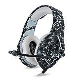 WLKDMJ Unlimited Bluetooth-Headset, Head-montiertes Gaming-Headset, verkabelte...