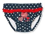 Playshoes UV-Schutz Windelhose Herzen Capo d'Abbigliamento, Blu (Marine 11, (Herstellergröße:...