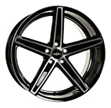 OXIGIN 18 Concave black full polish 8,5x18 ET40 5.00x112.00 Hub Bore 66.60 mm - Alu felgen