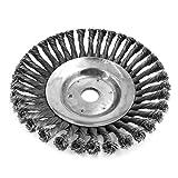Benutzer 20,3 cm Trimmerbürste Cutter Werkzeuge Teile für Stahldraht Felgen Garten Unkrautbürste...