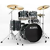 Tama RM50YH6-CCM Rhythm Mate Schlagzeug Set (5-teilig) mit 50,8 cm (20 Zoll) Bassdrum inkl....